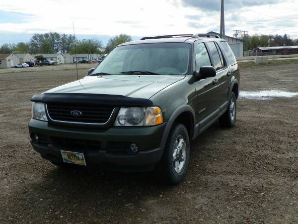 Photo 2002 Ford Explorer XLT, Needs Engine Work, $1000 OBO - $1000 (Great Falls)