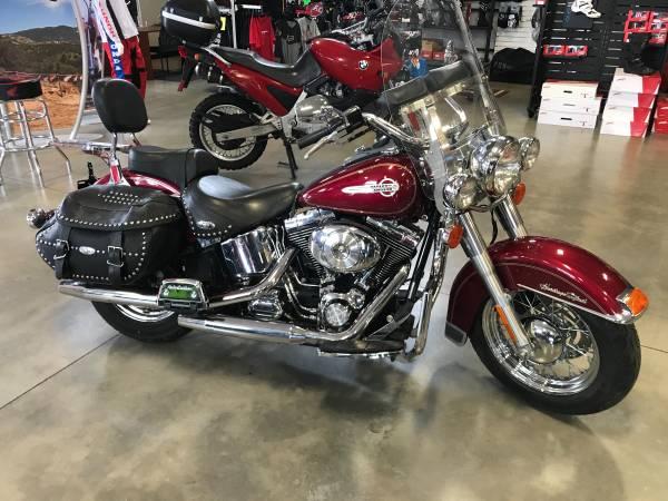 Photo 2004 Harley-Davidson Heritage Softail Classic FLSTC - $5,900 (BOZEMAN)