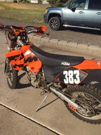Photo 2004 KTM 450 EXC - $3,000