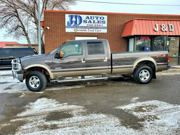 Photo 2006 Ford F250 Super Duty- Wholesale priced $13,119 - $13119 (JD Auto Sales)