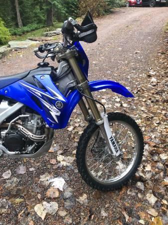 Photo 2009 Yamaha WR250 F - $3,998 (Bigfork)