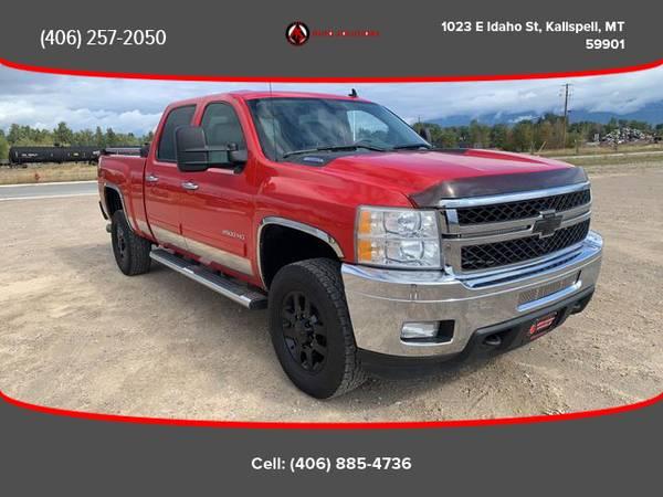 Photo 2011 Chevrolet Silverado 2500 HD Crew Cab - Financing Available - $27988