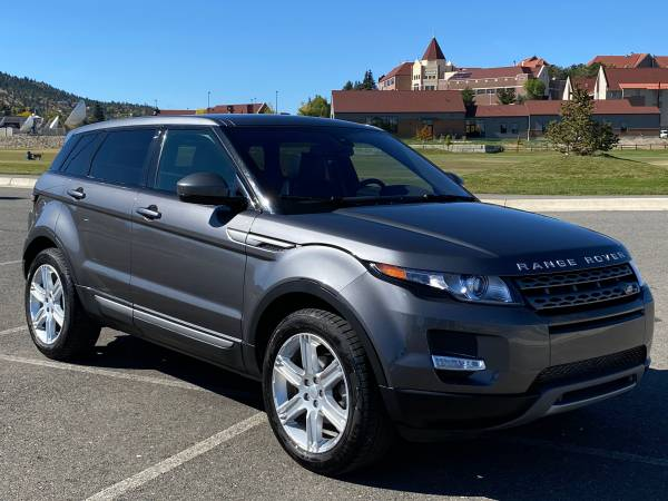 Photo 2015 Range Rover Evoque - $24,500 (Helena)