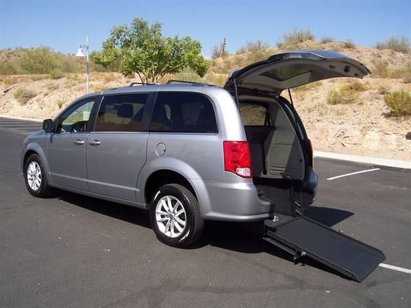 Photo 2016 Dodge Grand Caravan SE Wheelchair Handicap Mobility Van - $22,900 (BEST BUY - AZ Mobility Center)