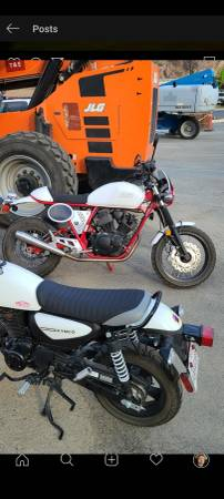Photo 2017 SSR Buccaneer Cafe 250i - $2,500 (Helena)
