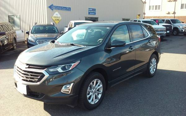 Photo 2019 CHEVY EQUINOX LT TWO OWNER, ACCIDENT FREE AWD - $18995 (Livingston)