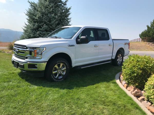 Photo 2019 Ford F150 Ecoboost full warranty thousands back of book - $35,999 (Missoula)