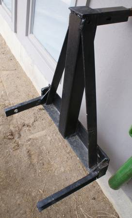 Photo 3 Point Hitch Adapter - $125 (Helena)