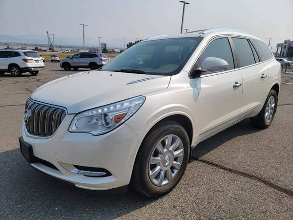 Photo 3 ROW SEATS 2013 Buick Enclave Premium AWD $99Down $302mo OAC - $17,991 (CallText JUSTIN 406-202-8311 Helena MT)