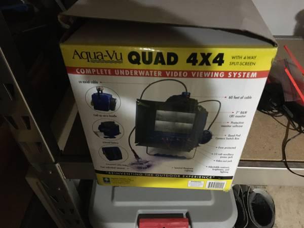 Photo Aqua Vu 4x4 Quad Camera - $300 (Helena)