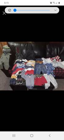 Photo Baby Boy 6-12month LOT - $40 (Clancy)