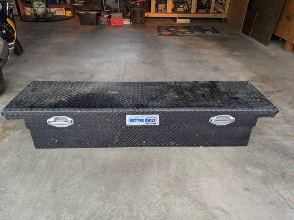 Photo Better Built Low Profile Toolbox - $175 (Helena)