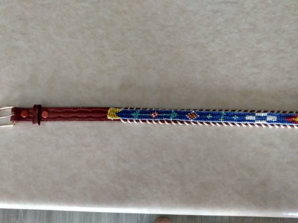 Photo Classic Sytle Native American Belt - $50 (Billings - West End)