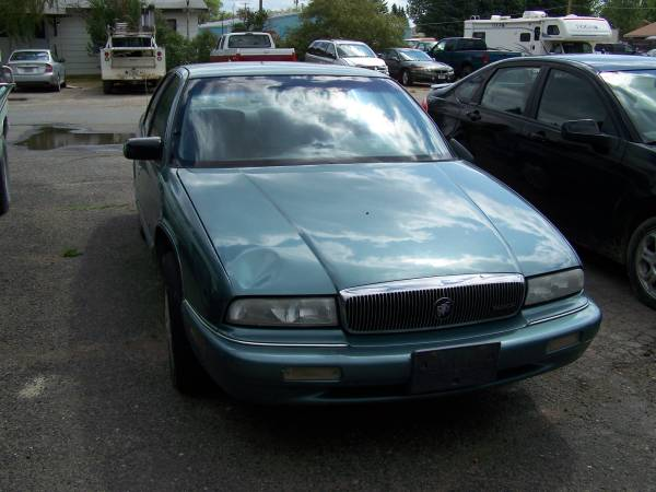 Photo For parts or repair 1995 Buick Regal - $450 (Helena)