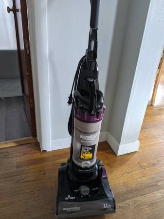 Photo Free Vacuum (Franklin to the Fort)