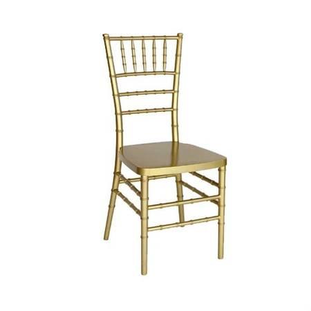 Photo Gold chiavari event chairs - $10 (Helena)