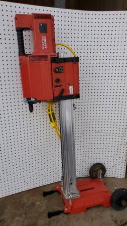 Photo Hilti DD-250E Core Drill - $2000 (Avon)