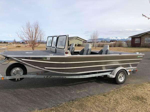 Photo Jet boat - $30,000 (Helena)
