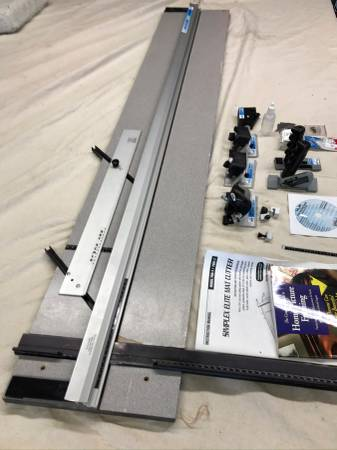 Photo Logan Simplex Elite mat cutter kit and mats (MODEL 760-1) - $125 (Bozeman)