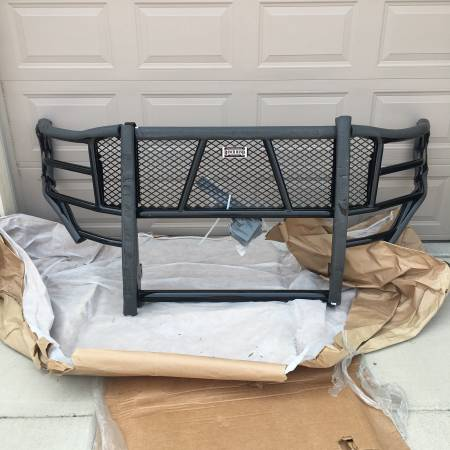 Photo Ranch Hand Grille Guard - NEW - $500 (Helena)