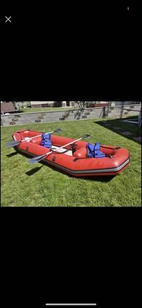 Photo Saturn raft - $600 (Laurel)