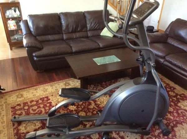 Photo Vision Fitness Elliptical - $1,000 (Helena)