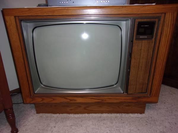 Photo Zenith console TV - $50 (Helena)