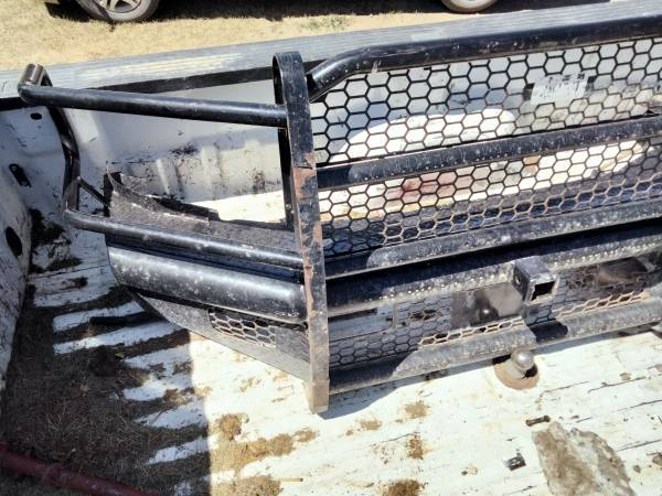 Photo ranch hand grill guard - $600 (Fort Harrison)