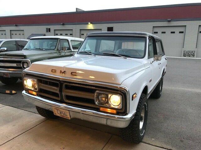Photo 1972 GMC Jimmy Custom Sport Truck
