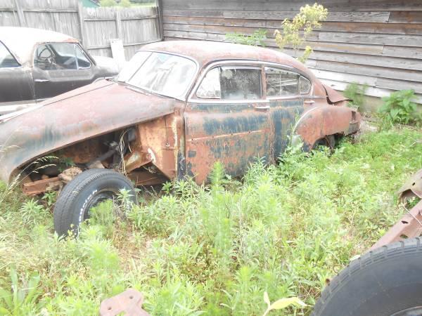 Photo 1949-50-51-52 Chevy car - $1 (Lincolnton)