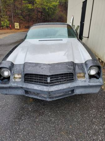 Photo 1979 Chevrolet Camaro Rolling Chassis - $1795 (Valdese)