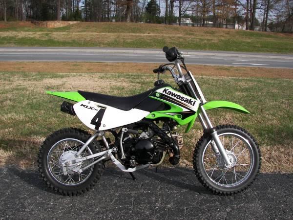 Photo 2003 Kawasaki KLX 110 - $1,595 (Honda of Shelby)