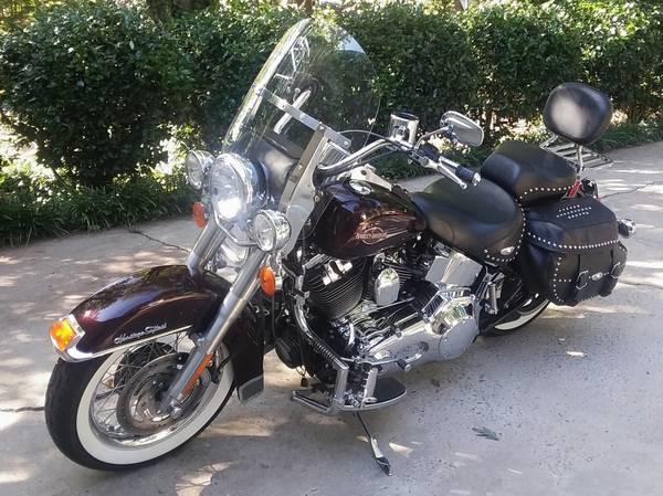 Photo 2006 Harley Davidson Heritage Softail - $6,900 (Lenoir)
