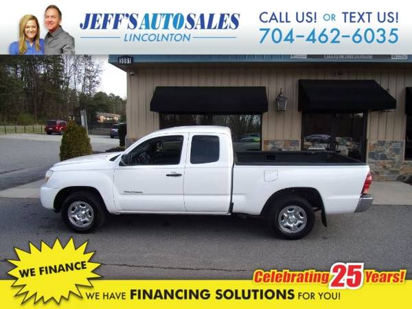 Photo 2006 Toyota Tacoma Access Cab Auto 2WD - Down Payments As Low As $500 (Down Payment)