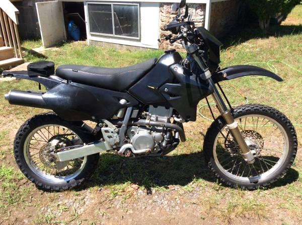 Photo 2007 Suzuki DRZ 400S - $2,850 (Hudson)