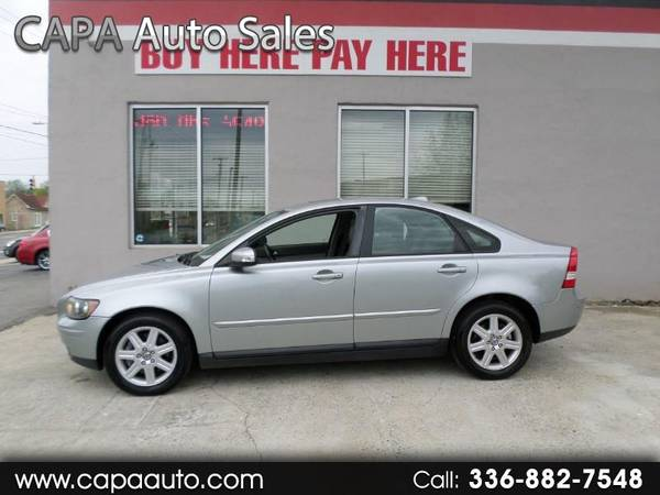 Photo 2007 Volvo S40 2.4i BUY HERE PAY HERE - $1900 (High Point, NC)