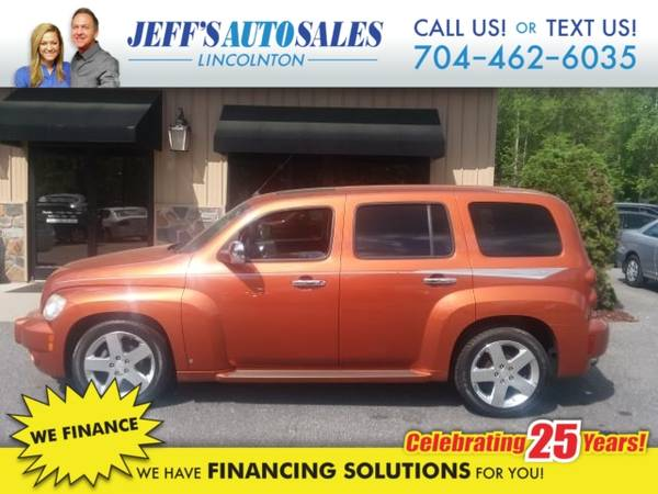 Photo 2008 Chevrolet HHR LT1 - Down Payments As Low As $500 (Down Payment)