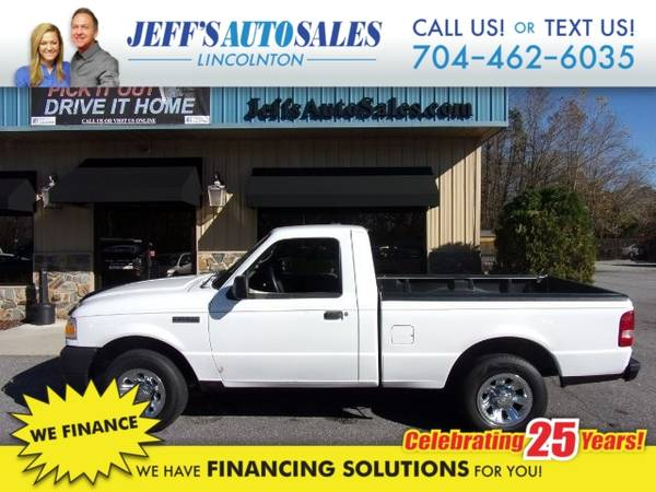 Photo 2010 Ford Ranger XL 2WD - Down Payments As Low As $1000 (Down Payment)