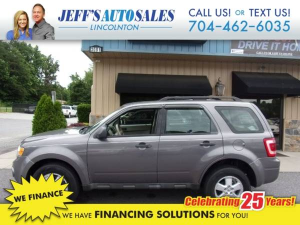 Photo 2011 Ford Escape XLS FWD - Down Payments As Low As $1000 (Down Payment)