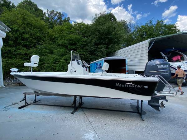 Photo 2012 NauticStar 2110SE with Trailer  Very Clean One Owner Low Hours - $31250