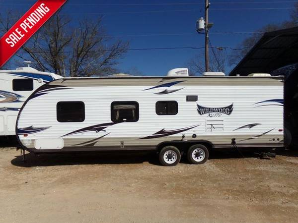 Photo 2015 Forest River WILDWOOD 261BXL - $13,999 (asheville)