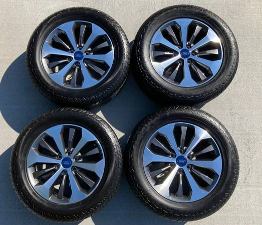 Photo 2018 Ford F150 Wheels and Tires - $750 (Wilkesboro)