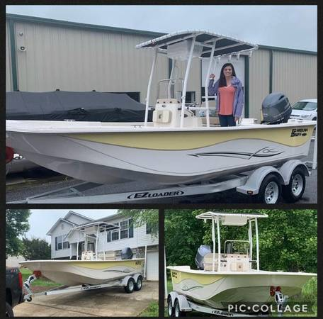 Photo 2019 Carolina Skiff 218 DLV - $36,500 (Granite Falls)