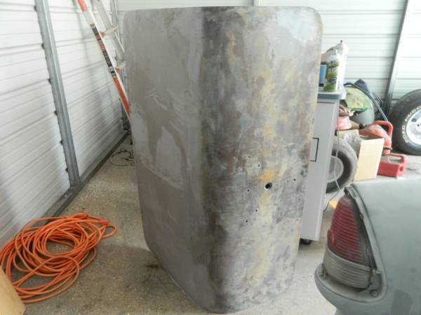 Photo 55 CHEVY GRILL AND TRUNK LID - $200 (VALDESE)