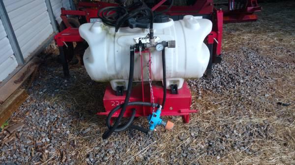 Photo 55 Gallon Sprayer - $775