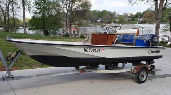Photo Boston Whaler 15 Sport Boat - $9800 (Sherrills Ford)