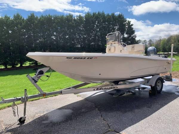 Photo Carolina Sea Skiff 21 - $24,000 (Conover)