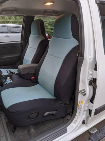 Photo CoverKing Seat Covers Chevy Colorado - $200 (Morganton)