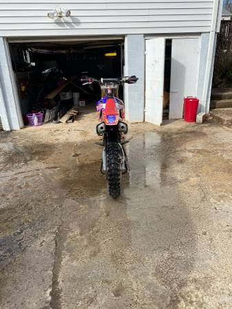 Photo Honda Crf 250 - $4000 (Morganton)