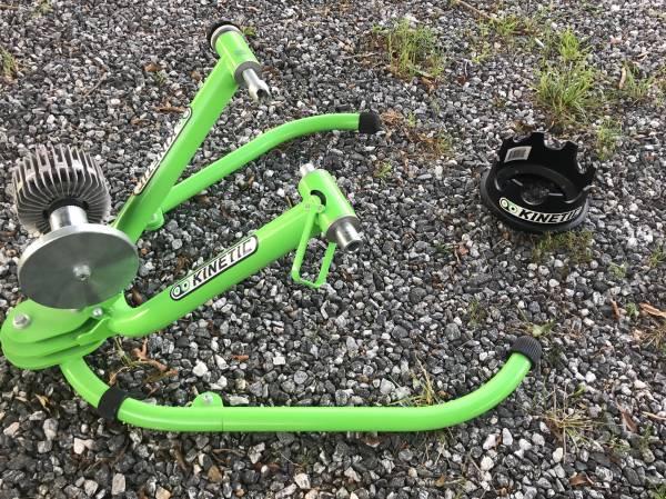 Photo Kinetic Rock n Roll Indoor Bike Trainer - $175 (Claremont)